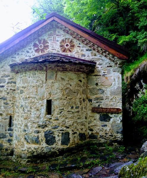 リルスキー洞窟