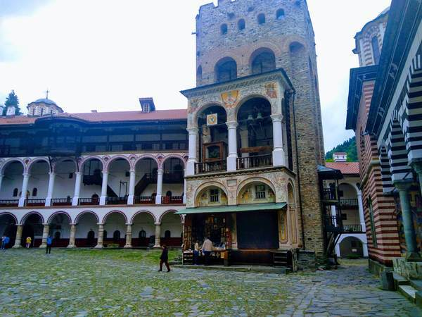 フレリョの塔(全景)