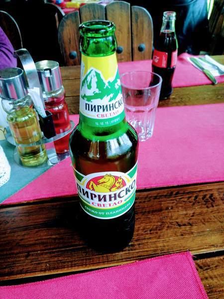 ブルガリアの地ビール