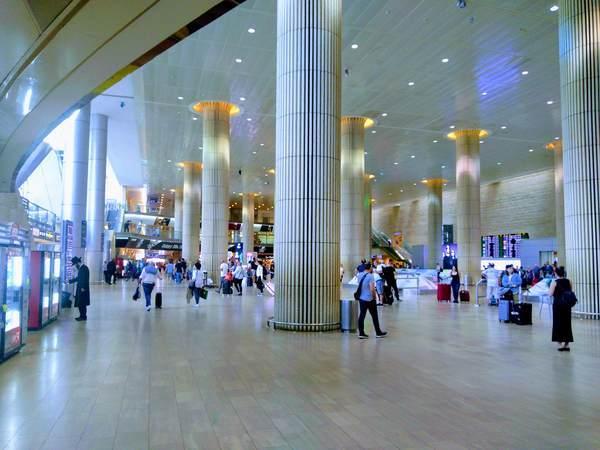 ベン・ガーオン空港