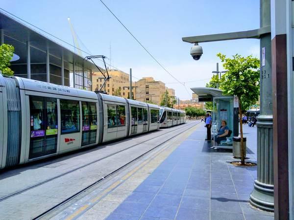 エルサレムの路面電車