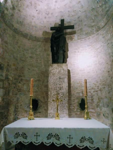 十字架発見の聖堂