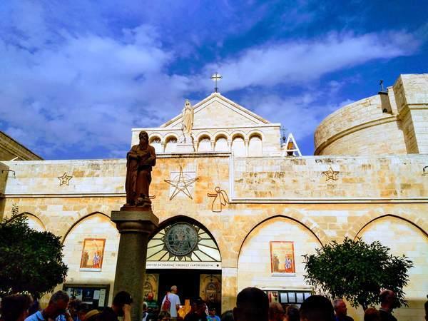 聖カテリーナ教会(外観)