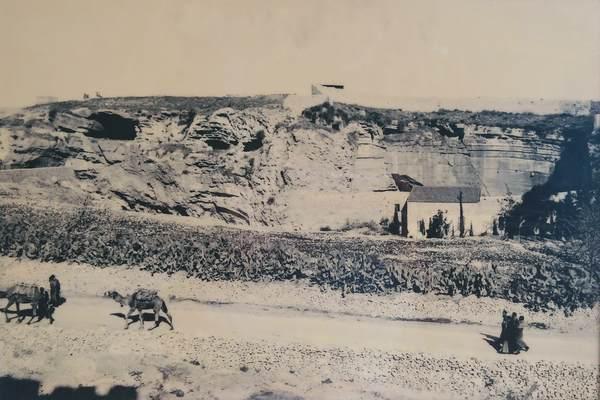 園の墓(初期画像)