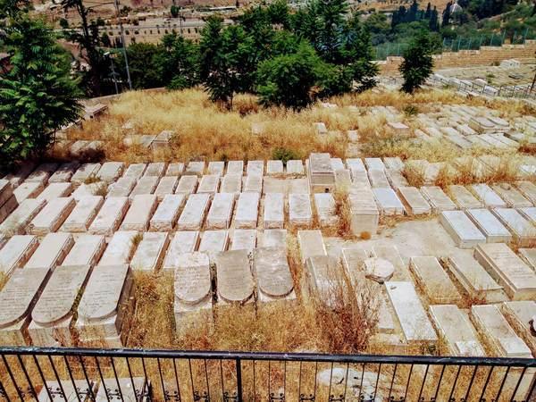 オリーブ山の墓