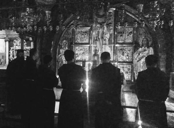 聖地巡礼(イエスの処刑された場所)