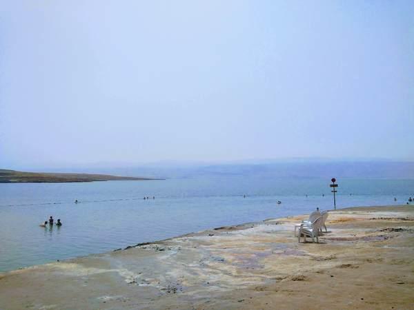 Kalia Beachの景観