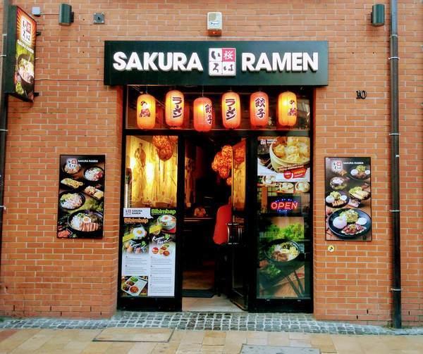 ブダペストの日本食屋さん