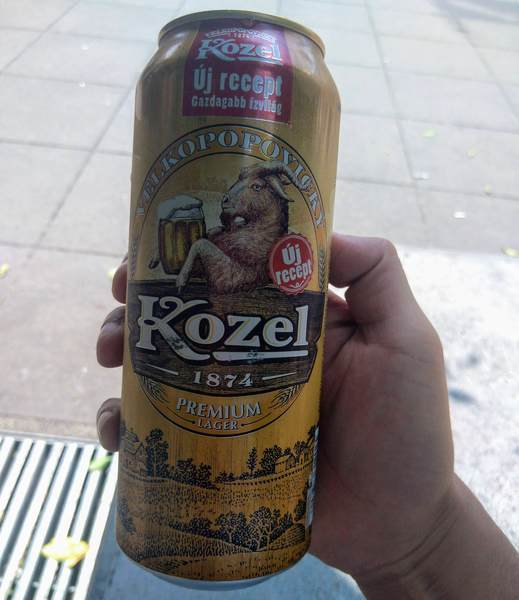 ハンガリーのビール