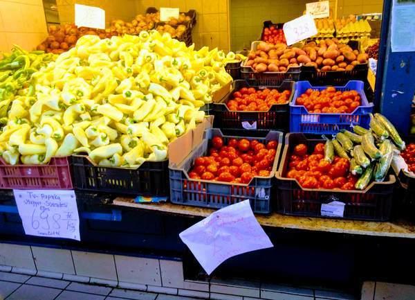 ハンガリーのトマト