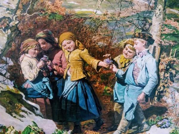 オーストリア・ギャラリーの展示作品