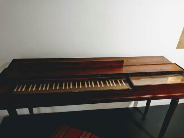 モーツァルトのピアノ