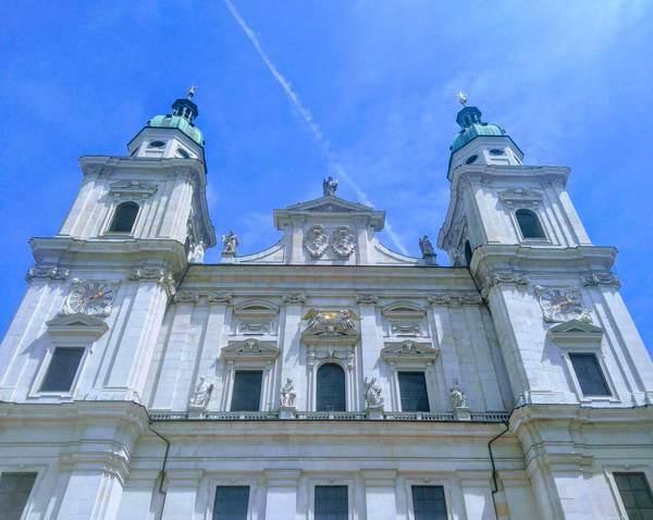 ザルツブルク大聖堂の外観