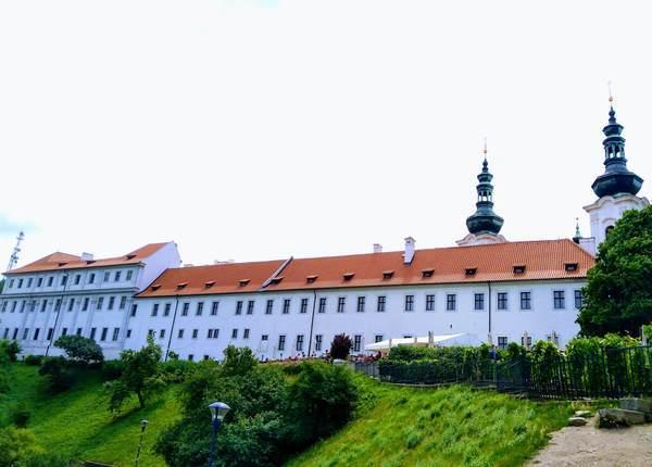 ストラホフ修道院のある一帯