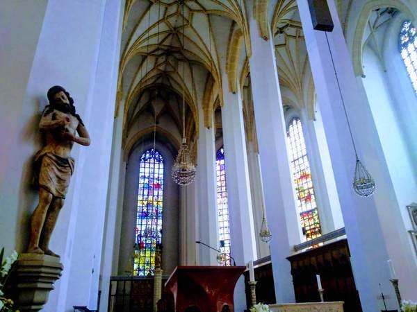 フラウエン教会の内観