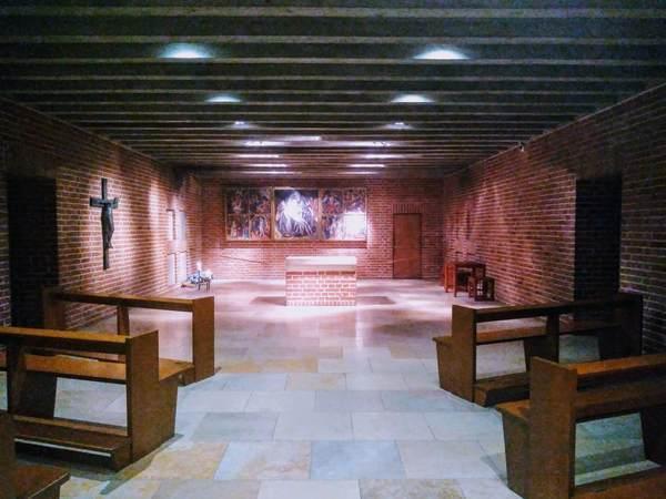 フラウエン教会の地下墓所
