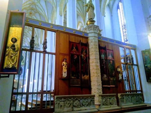 フラウエン教会の装飾