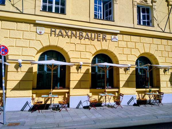 Haxnbauer(ハクスンバウアー)の外観画像