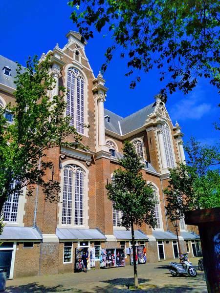西教会(Westerkerk)の全体画像