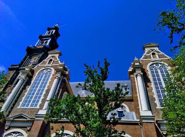 西教会(Westerkerk)の外観