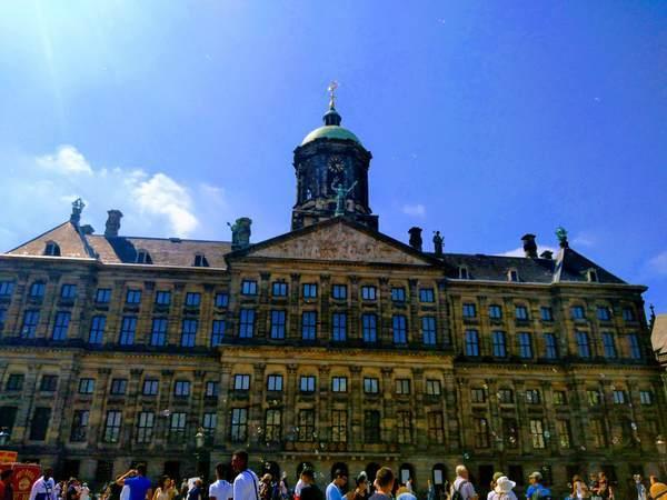 アムステルダムの王宮