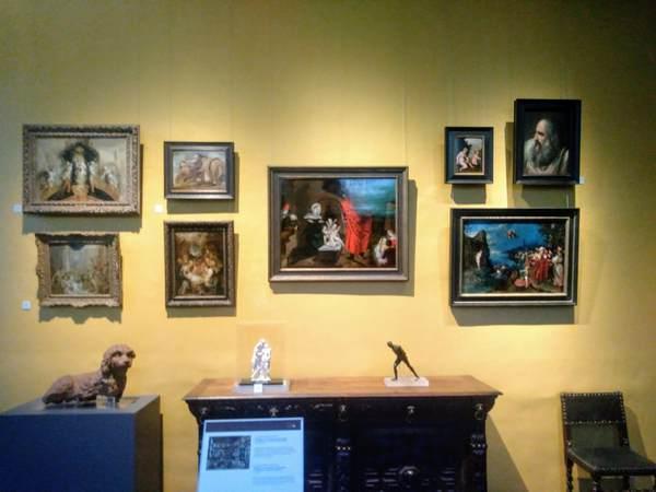 ルーベンスハウスの絵画ギャラリー