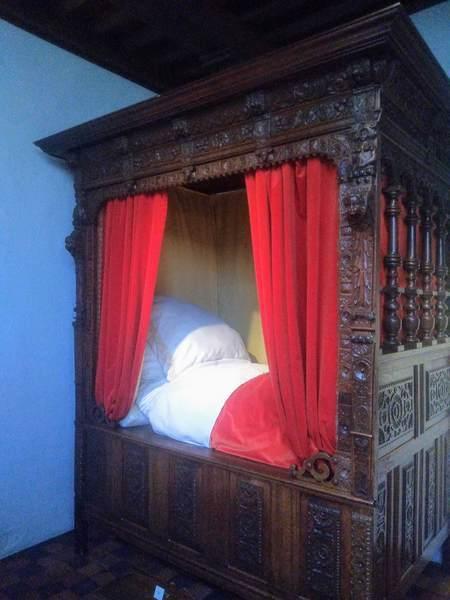 ルーベンスの寝室