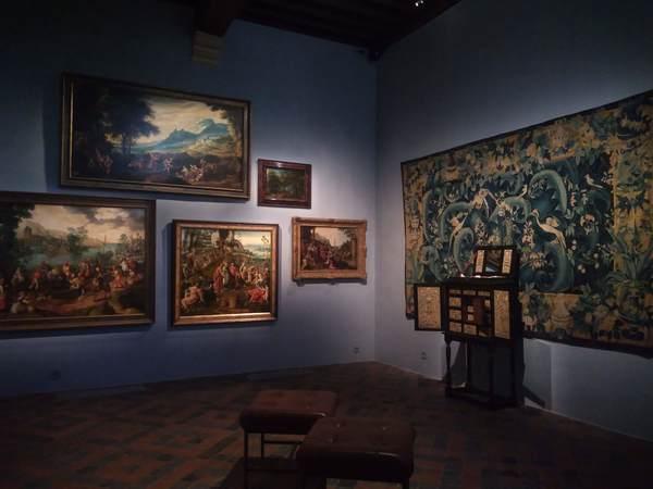 ロコックス・ハウスの絵画ギャラリー