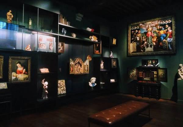 ロコックス・ハウスの絵画コレクション