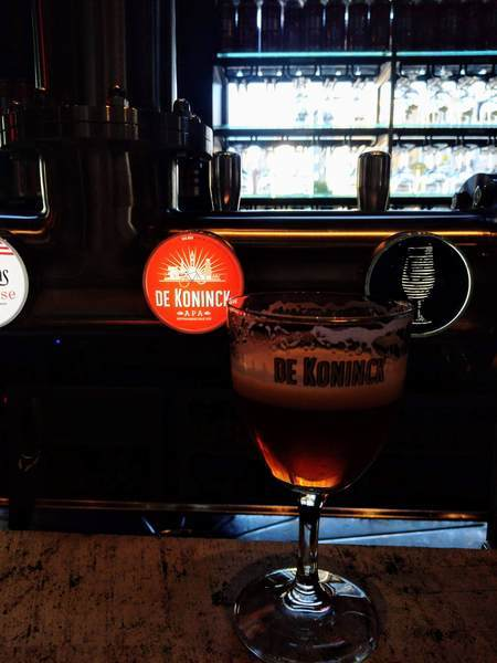 デ・コーニンク醸造所のビール