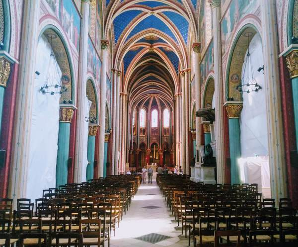 サン・ジェルマン・デ・プレ教会の礼拝堂