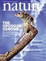 オポッサムの全ゲノム配列が掲載されたNature
