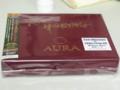 FAIR WARNING「AURA」の初回限定版パッケージ