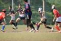 佐伯ラグビーフェスティバル vs日本文理大付