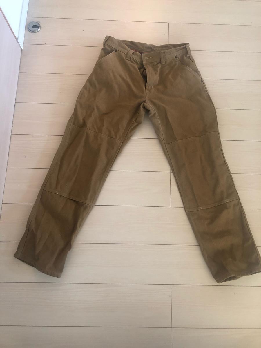 M's Iron Forge Hemp Canvas Double Knee Pants - Regular