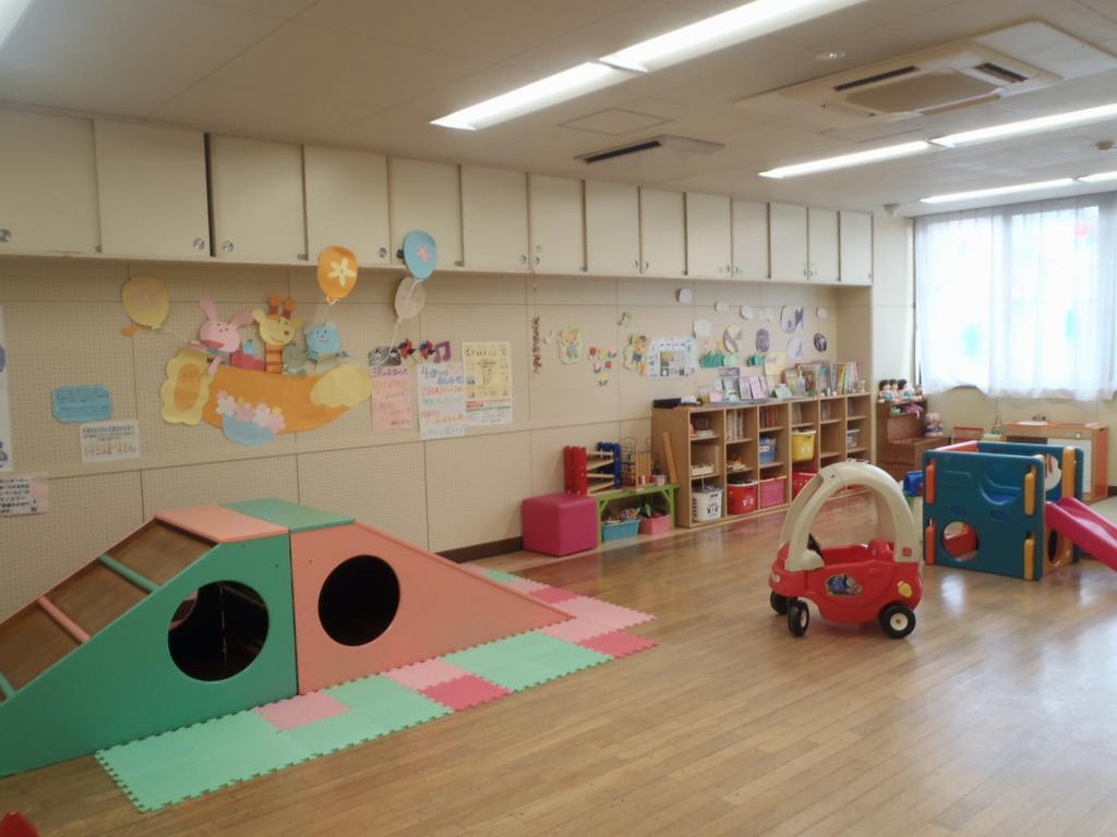 児童館室内