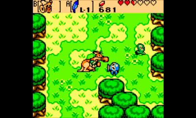 ふしぎの木の実・大地の章のゲーム画像