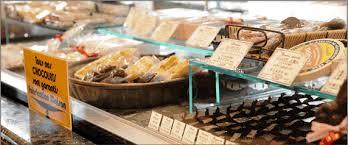 パティスリーノリエットの店頭に並ぶお菓子