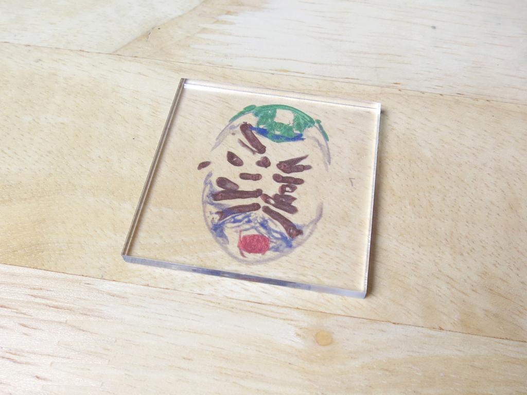 3D積層フィギュア 団子虫 ボックス 開封の儀(2) 開けて最後は2匹に!