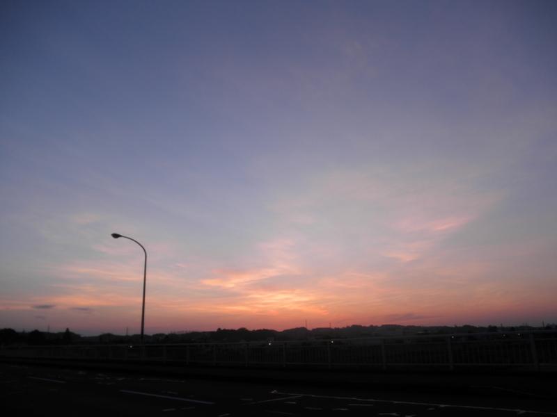 2011/06/22/朝焼け2