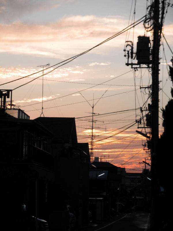 2011/10/07/朝焼け