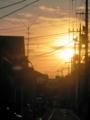 2011/10/17/朝焼け