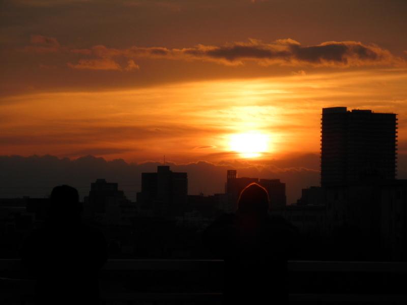 2012/01/01/初日の出