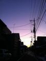 2012/01/27/朝焼け