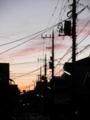 2012/01/30/朝焼け