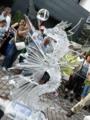 2012/08/03/氷の彫刻「ドラゴン」2