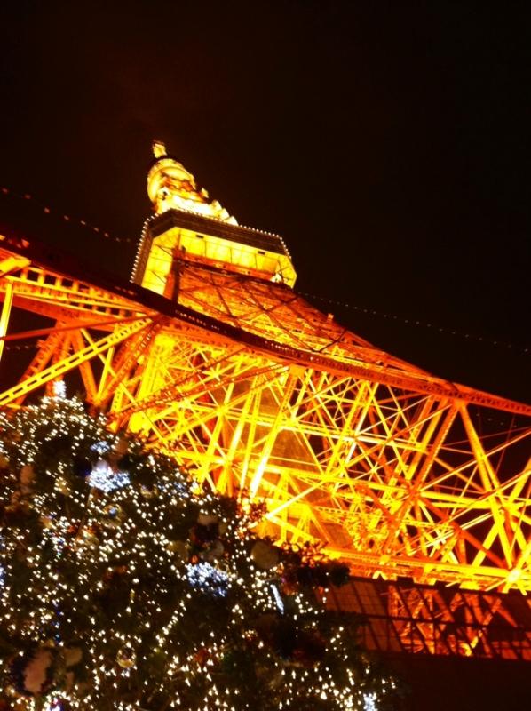 2012/12/15/東京タワー