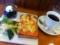 タラモサンド&ブレンドコーヒー