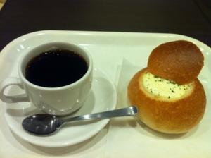 フォンデュフランス&ブレンドコーヒー