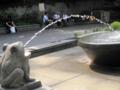 2013/08/08/蛙の噴水